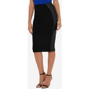 Eva Longoria for the Limited Power Ponte Skirt NWT